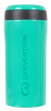 Kubek termiczny Thermal Mug Green 300 ml Lifeventure turkusowy