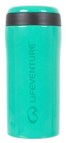 Szczelny kubek termiczny 300 ml Lifeventure Thermal Mug Aqua