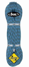 Lina dynamiczna Cobra Unicore 8,6 mm x 60 m Dry Cover Blue Beal