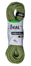 Lina dynamiczna Diablo Unicore 10,2 mm x 50 m Green Beal