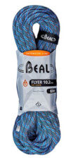 Lina dynamiczna Flyer 10,2 mm x 60 m Dry Cover Blue Beal