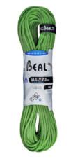 Lina dynamiczna bliźniacza Gully Unicore 7,3 mm x 60 m Golden Dry Green Beal
