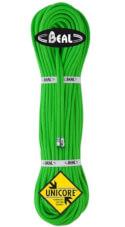 Lina dynamiczna bliźniacza Gully Unicore 7,3 mm x 70 m Golden Dry Green Beal