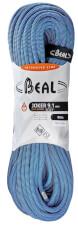 Lina dynamiczna pojedyncza, podwójna, bliźniacza Joker Soft Unicore 9.1 mm x 80 m Dry Cover Blue Beal