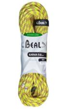 Lina dynamiczna Karma 9,8 mm x 50 m Yellow Beal