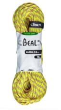 Lina dynamiczna Karma 9,8 mm x 70 m Yellow Beal