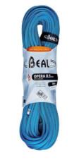 Lina dynamiczna pojedyncza, podwójna, bliźniacza Opera Unicore 8,5 mm x 50 m Dry Cover Blue Beal