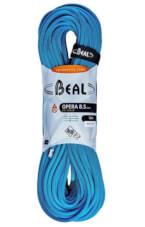 Lina dynamiczna pojedyncza, podwójna, bliźniacza Opera Unicore 8,5 mm x 70 m Dry Cover Blue Beal