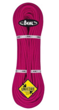 Lina dynamiczna Stinger Unicore 9,4 mm x 60 m Dry Cover Fuchsia Beal
