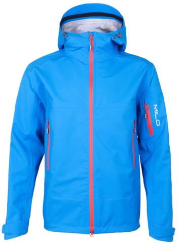 Alpinistyczna kurtka techniczna Gaja blue sky Milo