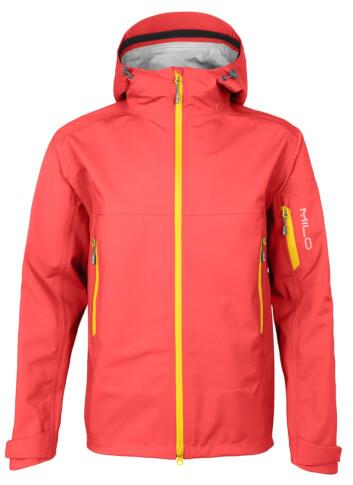 Alpinistyczna kurtka techniczna Gaja Tomato Red Milo