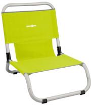 Krzesło plażowe Calea Lime zielone Brunner