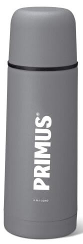 Stalowy termos turystyczny Vacuum bottle 0.35 l Concrete Grey Primus