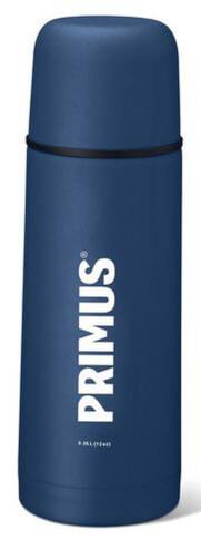 Stalowy termos turystyczny Vacuum bottle 0,75 l Deep Blue Primus