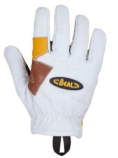 Skórzane rękawice sportowe Rappel Beal