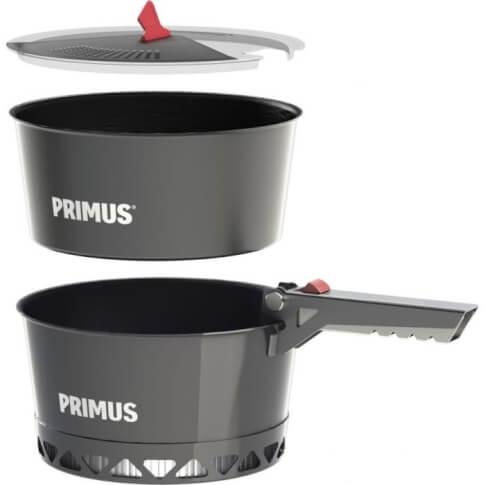 Aluminiowe garnki turystyczne PrimeTech Pot Set 2,3 l Primus