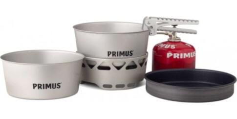 Zestaw do gotowania z palnikiem gazowym Essential Stove Set 2.3L Primus