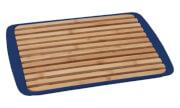 Deska z tacą do krojenia chleba Bread Board granatowa Brunner