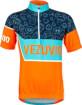 Koszulka rowerowa dziecięca Vezuvio Z2 BCM Nowatex