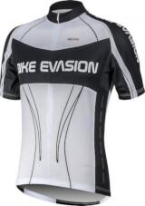 Koszulka męska rowerowa Evasion White BCM Nowatex