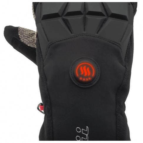 Ogrzewane rękawice robocze Glovii czarne