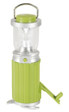 Lampa kempingowa Nova Lantern Led Wind-Up Easy Camp