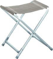 Rozkładany stołek z wodoodpornym materiałem Kerry Stool Brunner beżowy