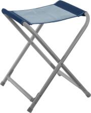 Rozkładany stołek Kerry Stool Shadow firmy Brunner granatowo niebieski