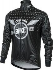 Kurtka rowerowa California Black z gamexu BCM Nowatex
