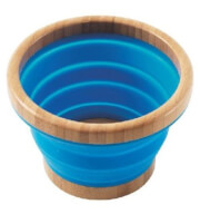 Składana miska z bambusa Collaps Bamboo Bowl M Outwell niebieska