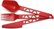 Niezbędnik Lightweight TrailCutlery Tritan Primus Red