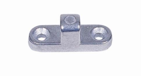 Zestaw pionowych zaczepów aluminiowych do montowania przedsionka 5 sztuk