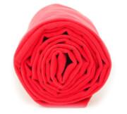 Antybakteryjny ręcznik szybkoschnący L czerwony Dr Bacty