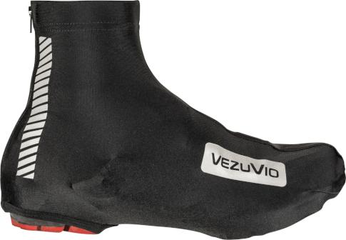 Ochraniacze na buty Lycra czarne BCM Nowatex