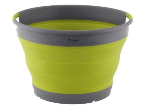 Składana miska do zmywania naczyń Collaps Washing Up Bowl Green Outwell