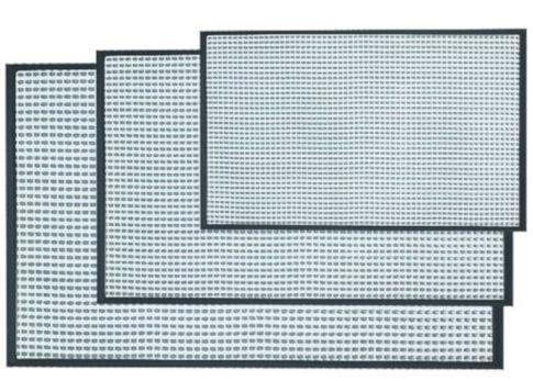 Antypoślizgowa wykładzina do przedsionka namiotu Kinetic Mat 40x60 cm Grey Brunner