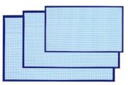 Antypoślizgowa wykładzina do przedsionka namiotu Kinetic Mat 114x69 cm Blue Grey Brunner