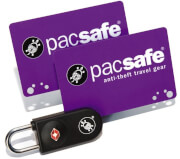 Kłódka bagażowa na kartę z systemem TSA Pacsafe Prosafe 750