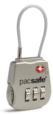 Kłódka bagażowa z systemem TSA Pacsafe Prosafe 800