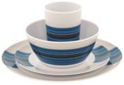 Zestaw obiadowy dla 2 osób Blossom Picnic Set Columbine Blue Outwell