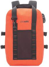 Plecak antykradzieżowy wodoodporny Pacsafe Dry 25l pomarańczowy
