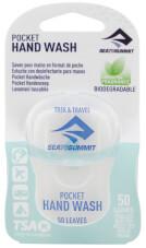Turystyczne mydło w listkach Sea To Summit Trek & Travel Hand Wash