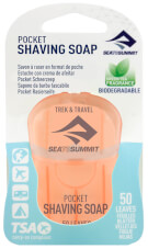 Pianka do golenia w listkach Shaving Soap Sea to Summit