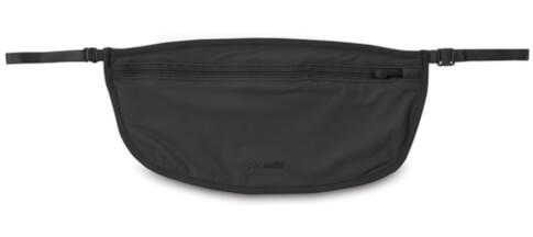 Damski sekretny portfel Pacsafe Coversafe S100 czarny
