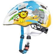 Dziecięcy kask rowerowy Uvex Kid 2 Desert