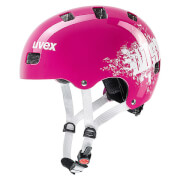 Dziecięcy kask rowerowy Uvex Kid 3 Różowy Pink Dust