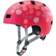 Dziecięcy kask rowerowy Uvex Kid 3 CC Ciemny Czerwony Dark Red