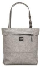 Damska torba antykradzieżowa Pacsafe Slingsafe LX200 Tweed Grey