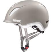 Innowacyjny kask rowerowy City 9 Warm Grey Uvex