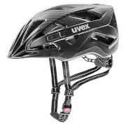 Innowacyjny kask rowerowy City Active Black Mat Uvex